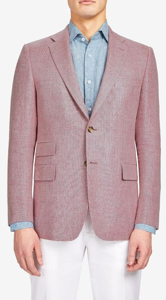 SS20_Rose Single-Breasted Jacket