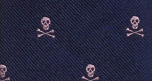 Skull & Crossbones Ties