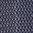 Royal Silver Plain Knitted Silk Tie