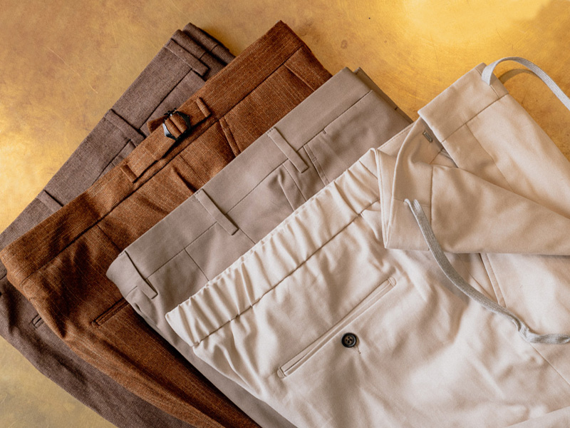 The Evolution of Our Trousers