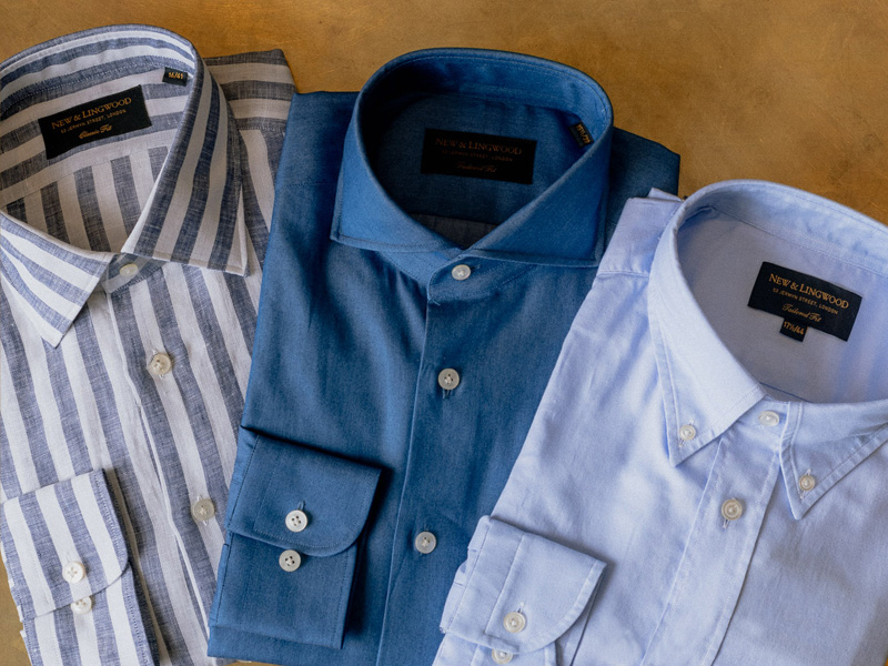 Our Shirting Variety