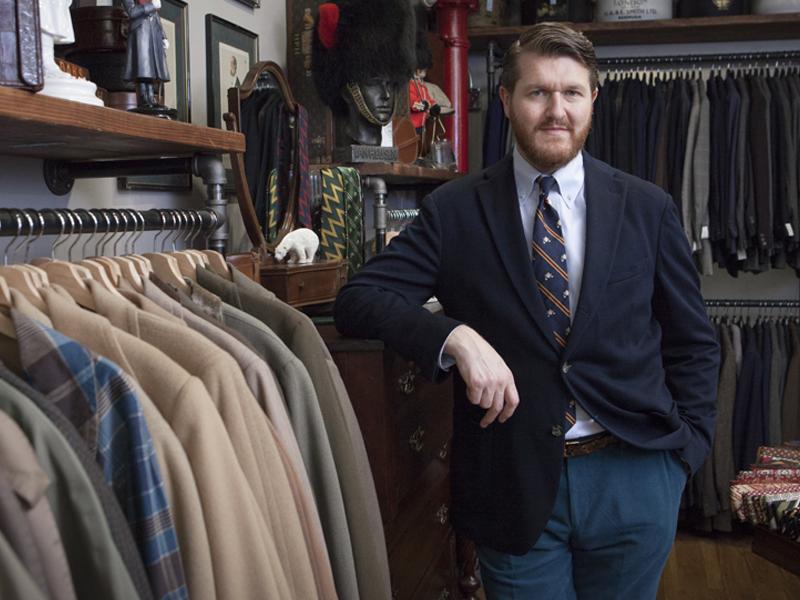 In conversation with Sean Crowley, owner of Crowley Vintage