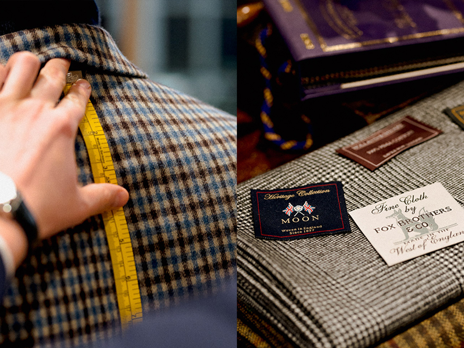Why a made-to-measure suit is a cut above the rest