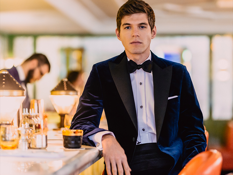 New & Lingwood's standout Black Tie style guide